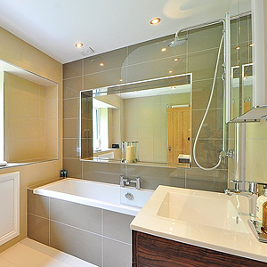 ... Lighting Option for Your Bathroom - Concept Bathrooms & Construction
