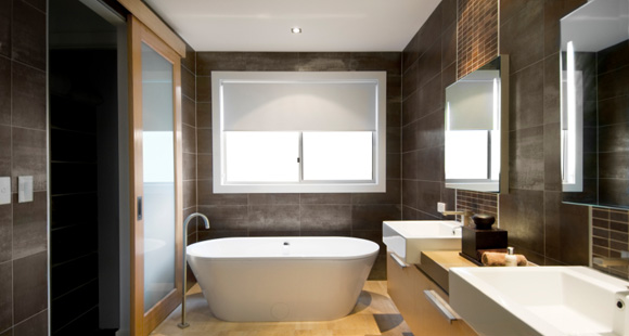 contemporary bathrooms Rosanna