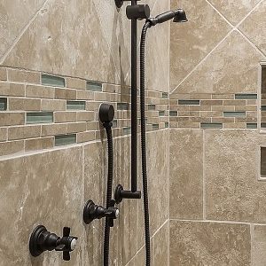 The Next Generation Bathroom Design Using Travertine Tiles