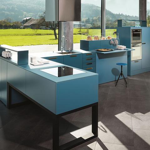 Open-Concept Kitchen Design Ideas